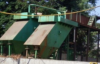 Low Maintenance Lamella Clarifier