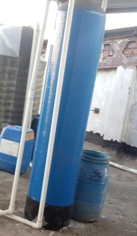Modern Technology Water Softening Plant