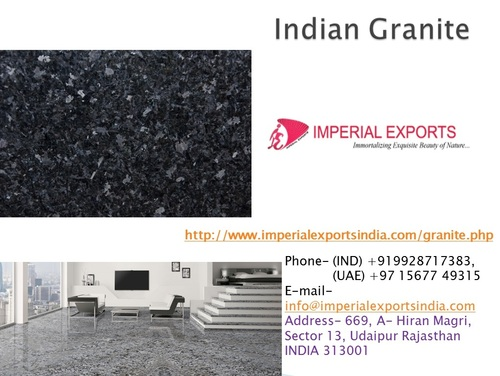 Bala Flower Indian Granite