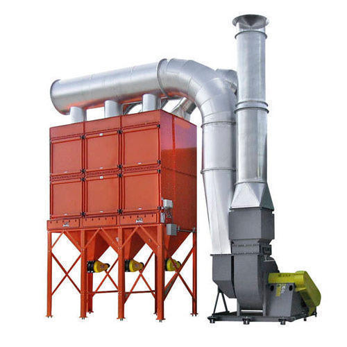 High Strength Cartridge Dust Collectors