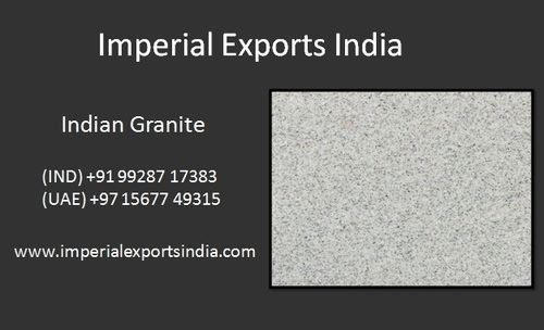 Beautiful Finish Indian Granite