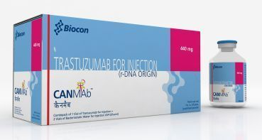 Canmab Trastuzumab For Injection