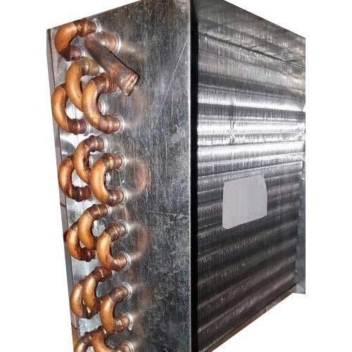 Copper Chiller Condenser Coils