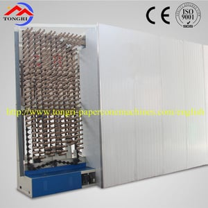 High Configuration Dryer Machine For Textile Paper Cone