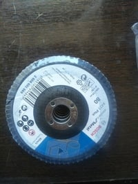 Highly Durable Abrasive Disc