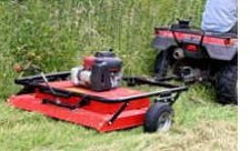 Highly Reliable Quad Mowers