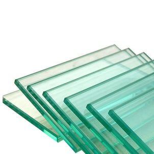 Interior Partition Heat Soaked Glass