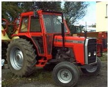 Massey Ferguson 290 - Used Agricultural Tractor