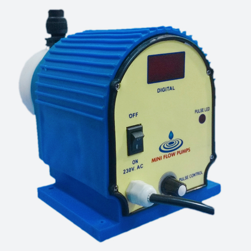 Dosing Pumps For Water Treatment Plant