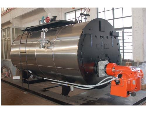 Industrial High Pressure Boiler in Bhosari, Maharashtra - Suntech ...