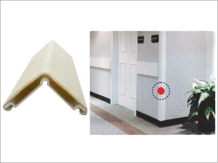 Industrial Pvc Corner Guards