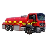 Fire Fighting Water Bowser Vehicle