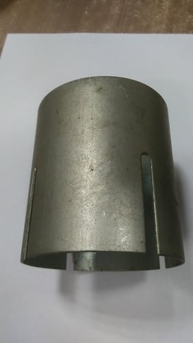 High Quality Slotted Pipe