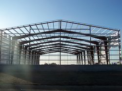Industrial Steel Building System