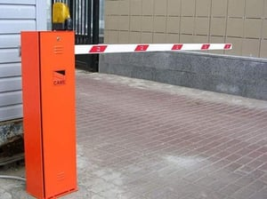 Reliable Automatic Rising Barrier