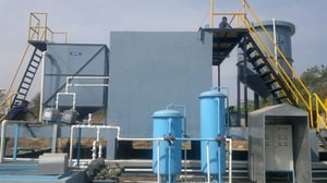 Effluent Treatment Plant For Chemical Waste