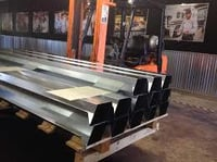 High Grade Commercial Metal Sheet