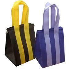 Long Handle Non Woven Bags
