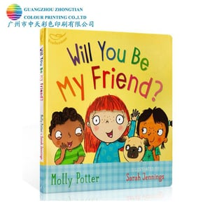 Hardcover Story Book Printing Service
