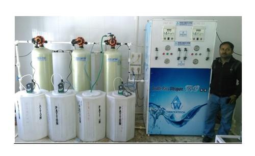 Reverse Osmosis For Dialysis