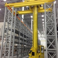 Stacker Cranes For Industrial Use