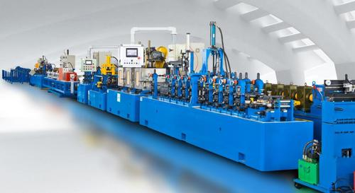 Stainless Steel Pipe Making Mill Line