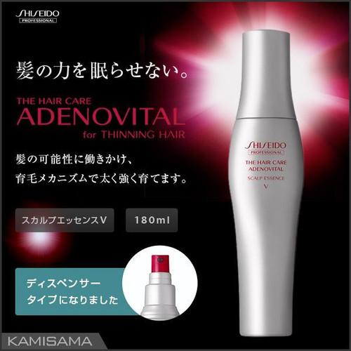 Adenovital Scalp Essence V, 180ml (Shiseido)