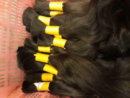 Bulk Raw Indian Human Hair