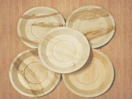 High Quality Arecanut Leaf Plates