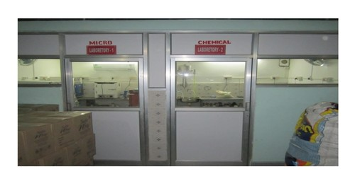 Micro-Biological & Chemical Laboratory Mineral Water Plant