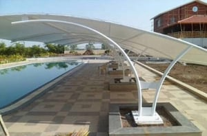 Modular Tensile Structure System