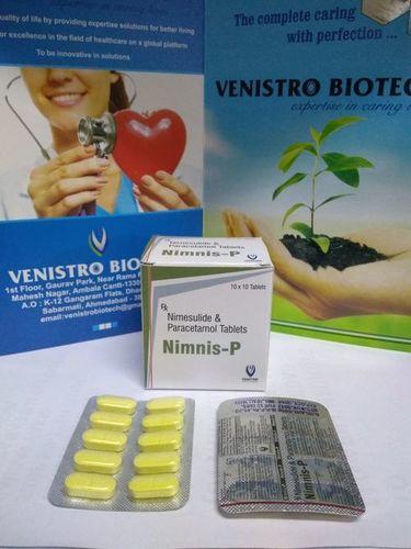 Nimesulide 100 Mg with Paracetamol 325 Mg Tablet