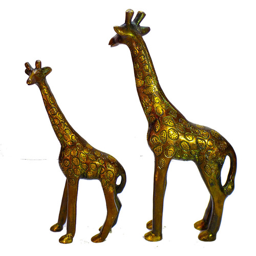 Show Piece For Living Room Giraffe Statue In 65 Sector
