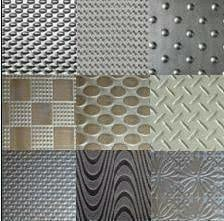 Square Stainless Steel Tiles