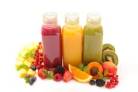 Fresh Pure Fruit Juice