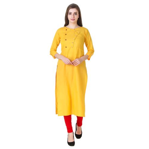Exclusive Designer Cotton Kurti For Women in  Varachha