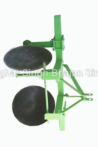 Extensive Efficient Customized Disc Plough in  Industrial Area - A