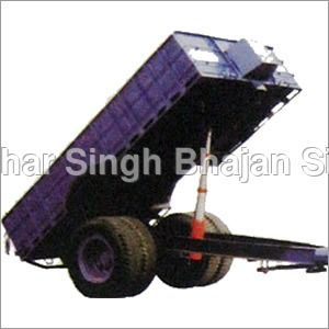 Highly Affordable Agricultural Tipping Trolleys