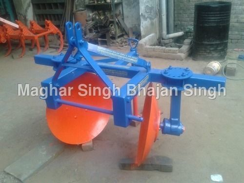 Reliable Mounted Disc Plough
