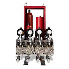 Seamless Performance Industrial Hydraulic Manifold