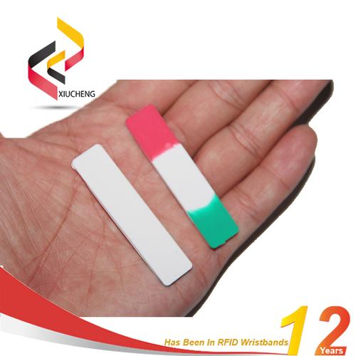 Waterproof Customized Printed UHF ISO18000-6C Alien H4 Writable RFID Laundry Tags