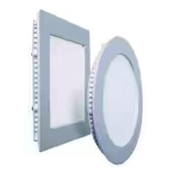 6w Slim Panel Light