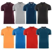 Half Sleeves Polo T-Shirt