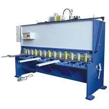 Best Grade Hydraulic Shearing Machine