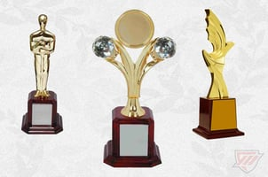 Brass and Metal Trophies