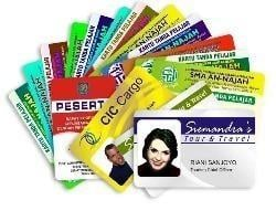 Different Types PVC ID Card