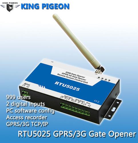 GSM 3G Gate Opener Access Control Unit in Shenzhen