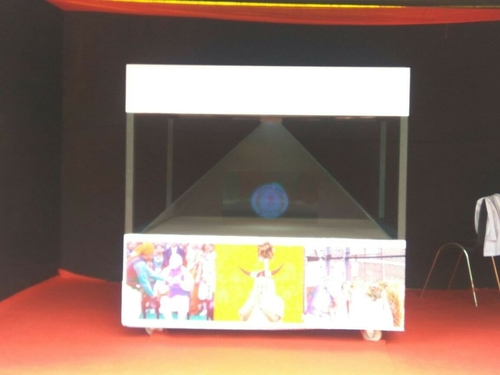 Large Size 3d Holographic Displays