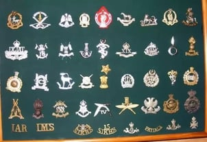 Army Unifrom Badges
