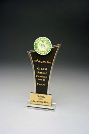Customized Corporate Awards and Trophy